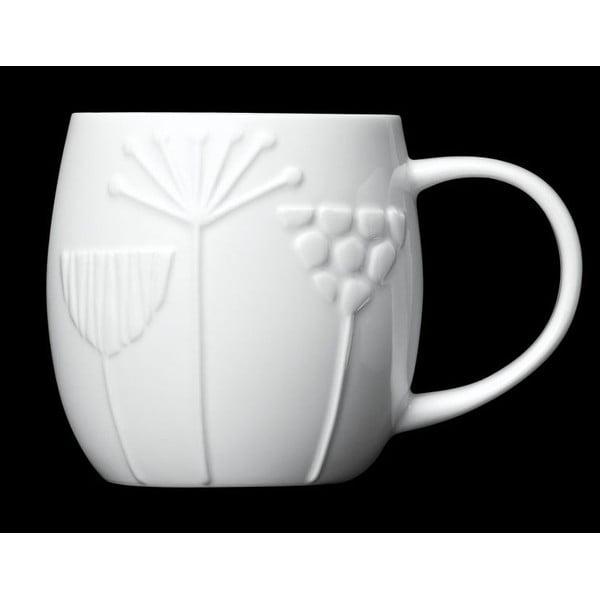 Kubek z angielskiej porcelany Plum Meadow
