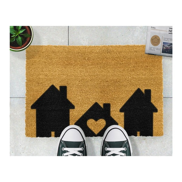 Wycieraczka Artsy Doormats Home is Where, 40x60 cm