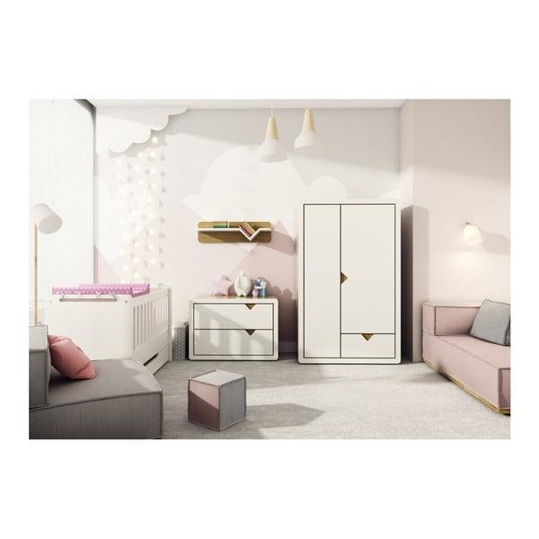 Jasnofioletowa sofa narożna Noi Absynth