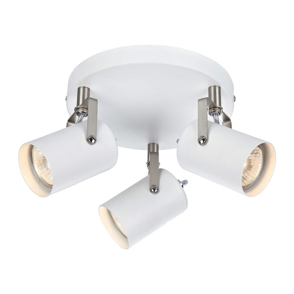Biała lampa wisząca Markslöjd Key