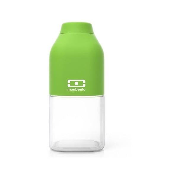 Zielona butelka Monbento Positive, 330 ml