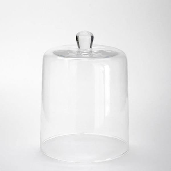 Szklana pokrywa Cylinder, 17,5x23,5 cm