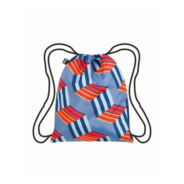 Worek płócienny LOQI Cubes Geometric