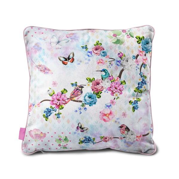 Aksamitna poduszka Dreamhouse So Cute Sam, 70x70cm