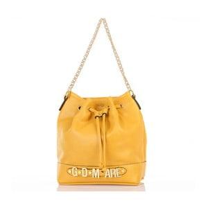 Żółta torebka Giorgio di Mare Sella