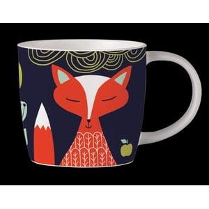 Kubek z angielskiej porcelany Folkland Foxy