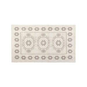 Dywan bawełniany Emily 80x150 cm, kremowy