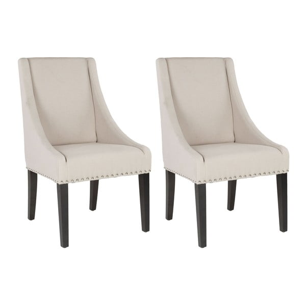 Zestaw 2 krzeseł Scarlett