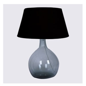 Lampa stołowa Avelino, czarna