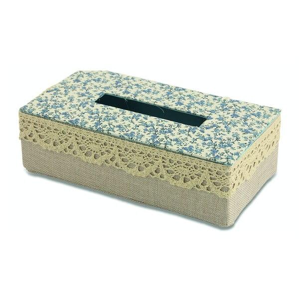 Pudełko na chusteczki Flora