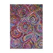 Dywan tuftowany ręcznie Bakero Chindi Darsh, 183x122 cm