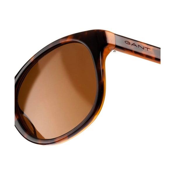 Męskie okulary przeciwsłoneczne GANT King Brown