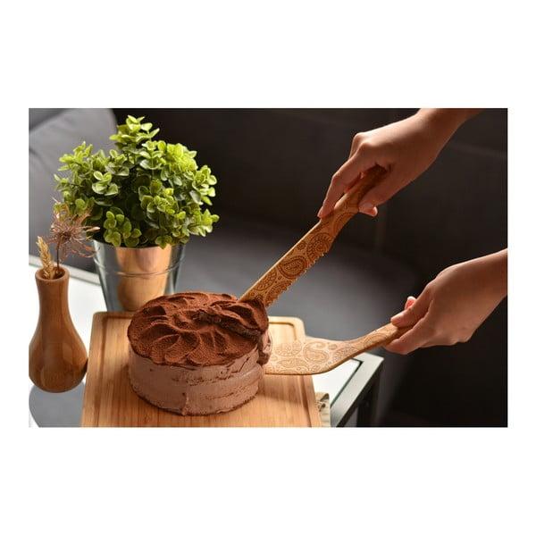 Łopatka i nóż do tortu Bambum Minne