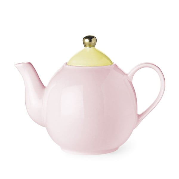 Dzbanek ceramiczny Pink Lemon, 1 l