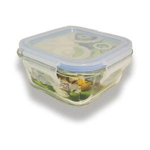 Wytrzymały szklany pojemnik na żywność Utilinox, 300 ml