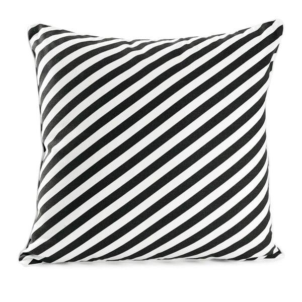 Poduszka Miss ÉtoileDiagonal Stripe, 50x50 cm