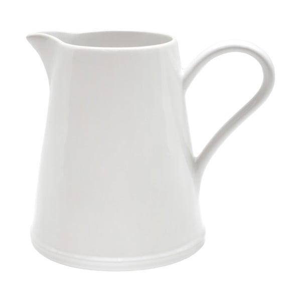 Biały dzbanek ceramiczny Costa Nova Astoria, 2,18 l