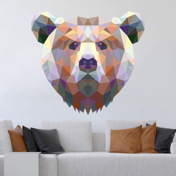 Naklejka Ambiance Origami Bear