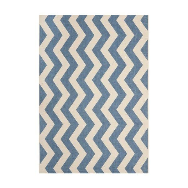 Dywan (również do użytku zewnętrznego) Amalfi Blue, 200x289 cm