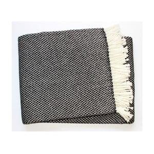 Koc Zen Black, 140x180 cm