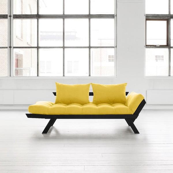 Sofa Karup Bebop Black/Amarillo