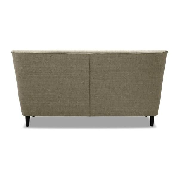 Beżowa sofa 3-osobowa Vivonita Fifties