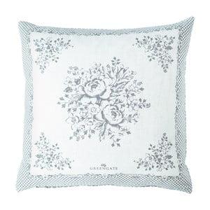 Poszewka na poduszkę Stephanie Warm Grey, 40x40 cm
