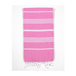 Ręcznik Ibiza 180 x 100 cm, Fuchsia