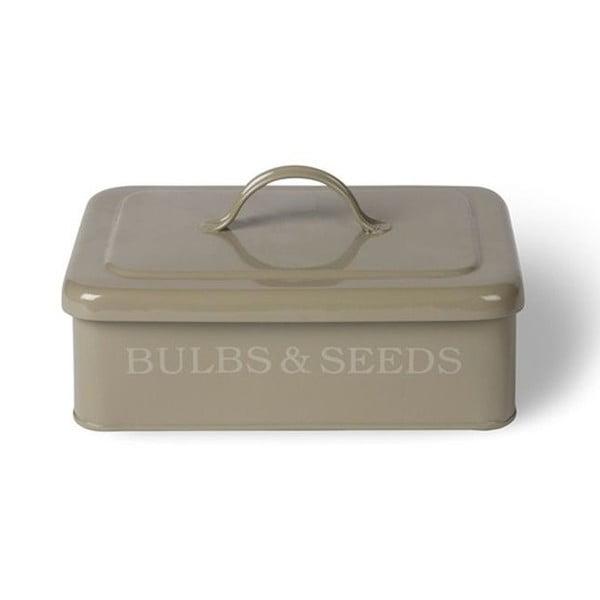 Pojemniek na cebulki i nasiona