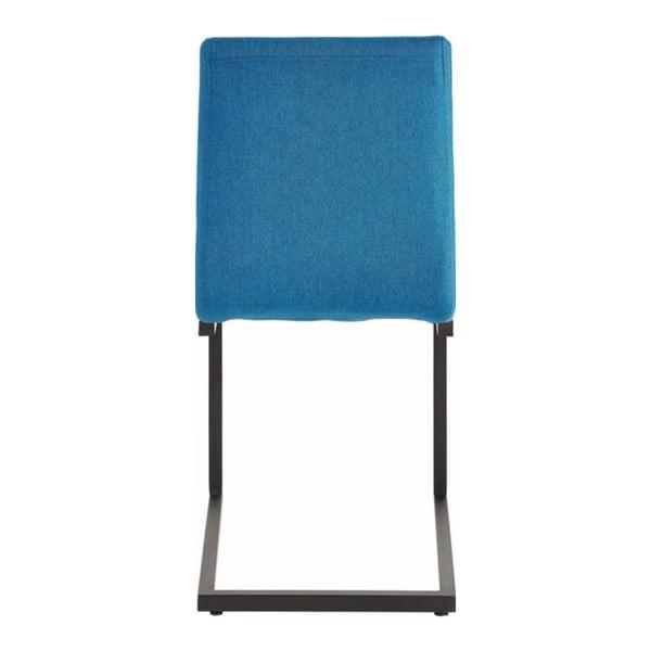 Niebieskie krzesło Støraa Stacey