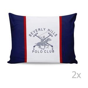 Zestaw 2 poszewek na poduszki Beverly Hills Polo Club Abbot