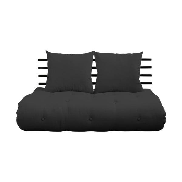 Sofa rozkładana Karup Design Shin Sano Black/Gray