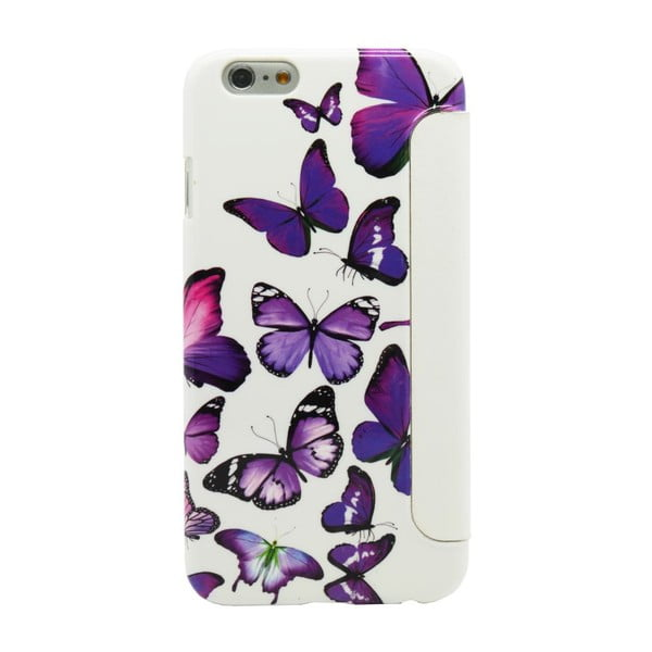 Etui na iPhone6 Butterfly Purple