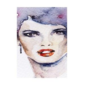 Obraz Silna kobieta, 45x70 cm