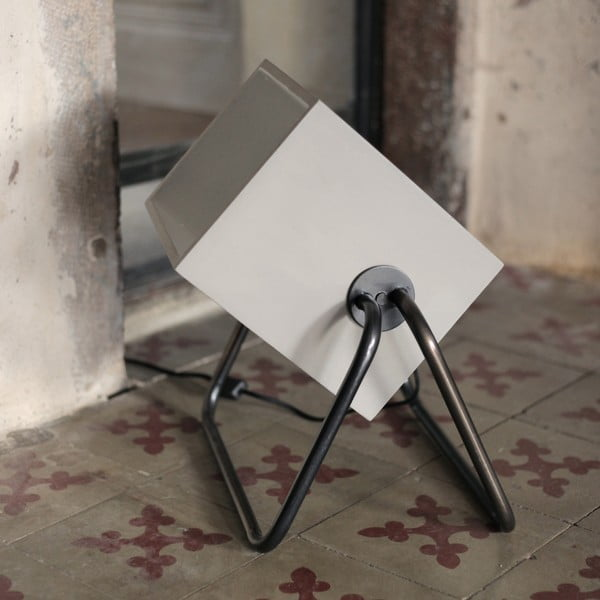 Betonowa lampa Lyon Béton Floor