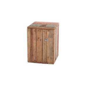 Drewniany stolik Endre