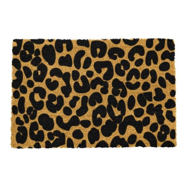 Wycieraczka Artsy Doormats Leopard, 40x60 cm