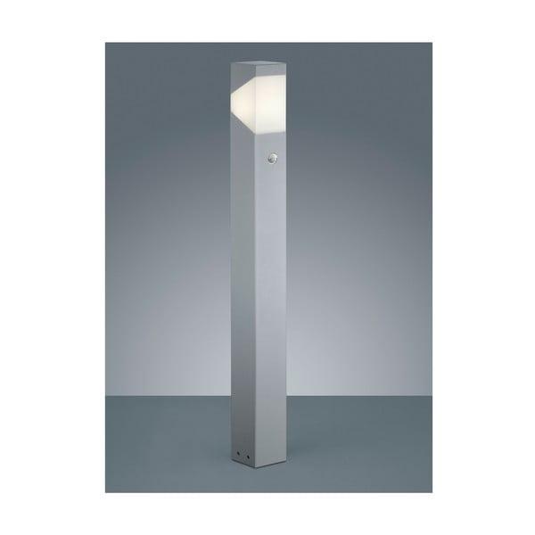Lampa zewnętrzna z czujnikiem ruchu Rio Titanium, 100 cm