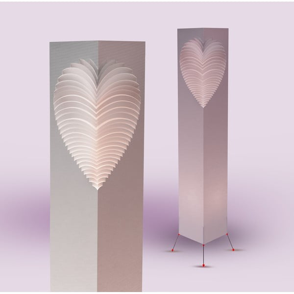 Lampa dekoracyjna Heart, 110 cm