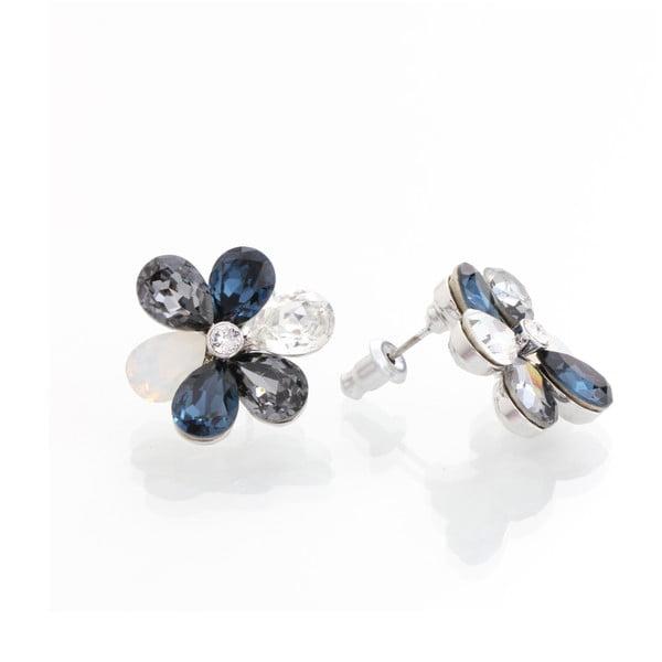 Kolczyki z kryształami Swarovski Elements Laura Bruni Tundzha