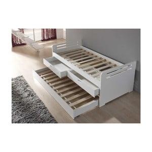Dziecięce łóżko SOB Leontin, 90x200cm