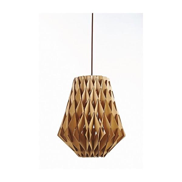 Lampa sufitowa GRADE, drewniana