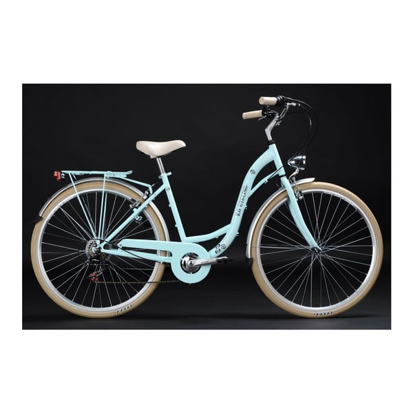 Rower City Bike Casino Light Blue 6 Gänge 28'', wysokość ramy 48 cm
