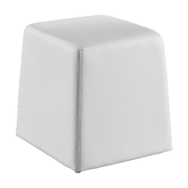 Biały puf Tomasucii Key