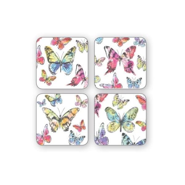 Zestaw 4 podkładek Cooksmart Butterfly