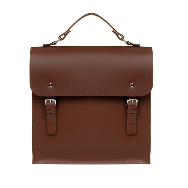 Skórzany plecak Morley Chestnut/Black