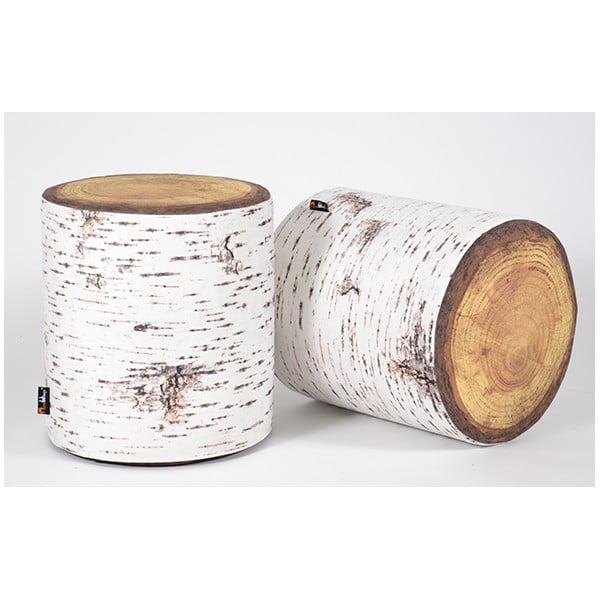Puf Nordic Birch
