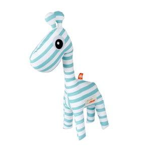 Niebieska zabawka Done by Deer Raffi Booklet
