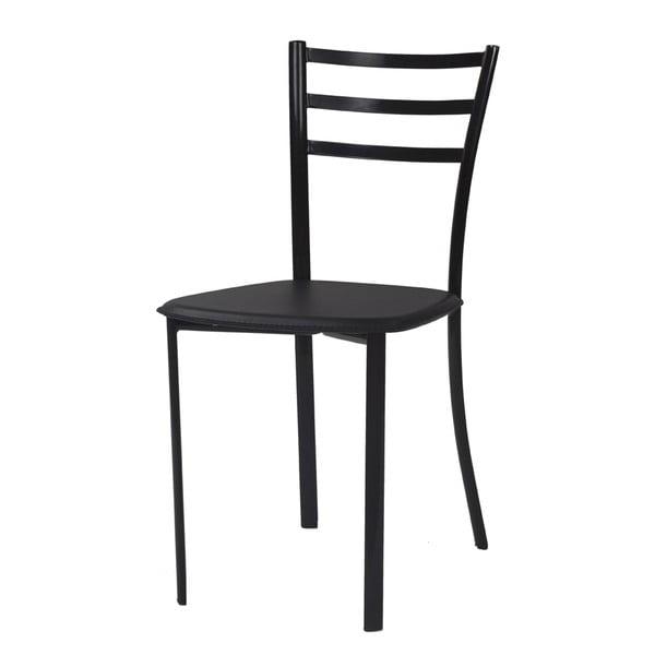 Krzesło Bibi, czarne