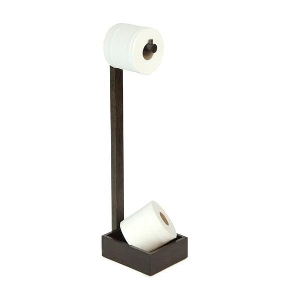 Stojak na papier toaletowy Wireworks Mezza Dark